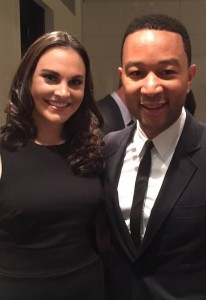 CWP ISI Fellow and John Legend