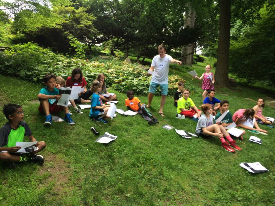 creative writing summer camps michigan